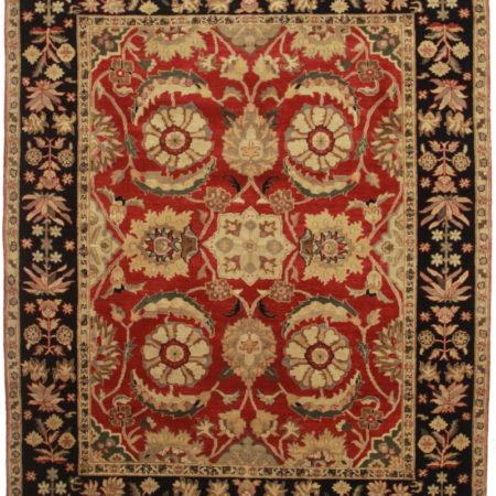 8 x 10 Wool Persian Design Rug 13167