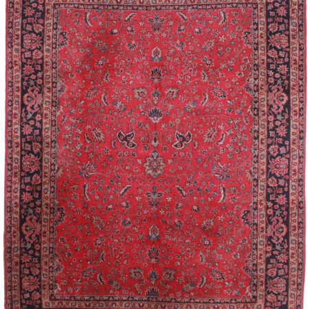 9 x 12 Antique Turkish Sparta Rug 3251