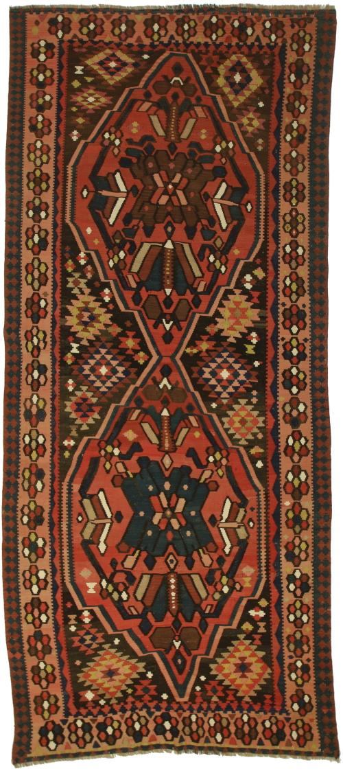 Antique Persian Kilim Rug 4213