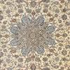 Large Silk Wool Persian Nain Rug 14384