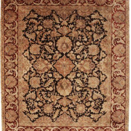 Square Oushak Style Quality Rug 14229