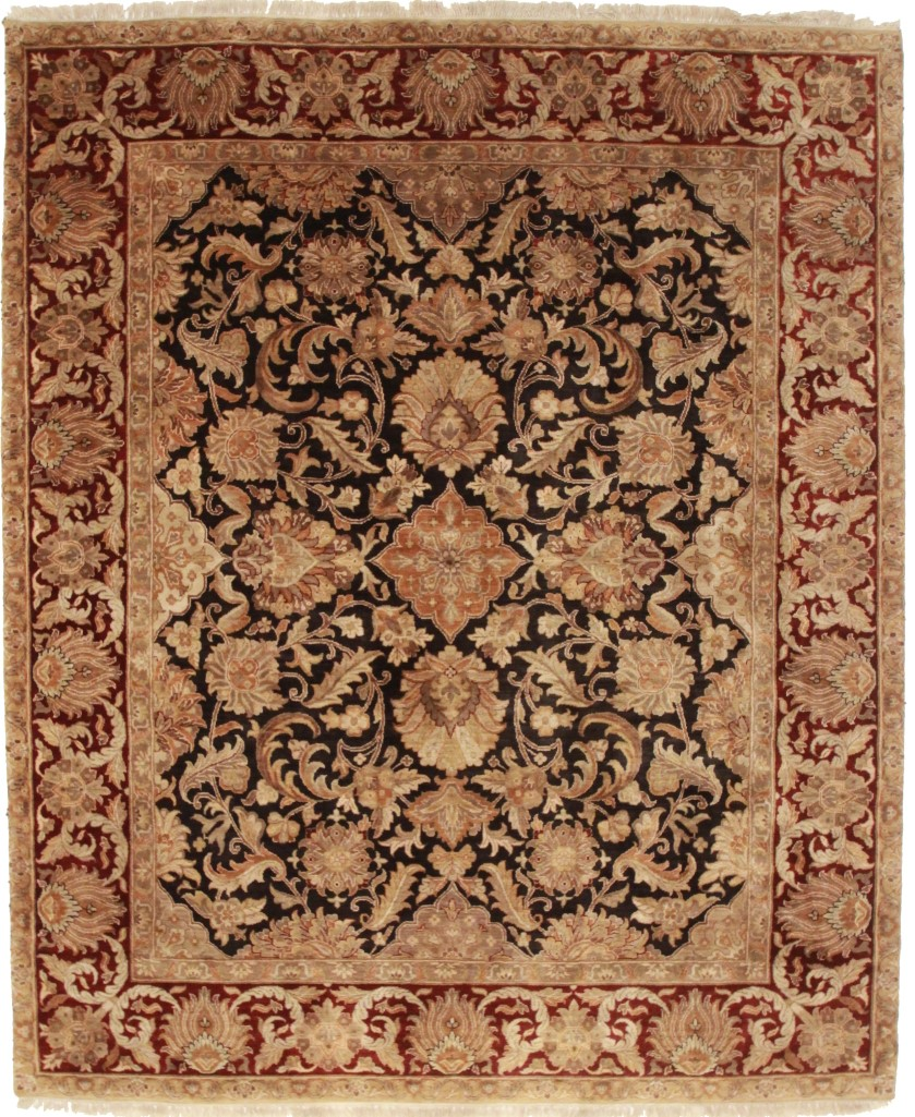 Persian Carpet Quality: Square Oushak Style Quality Rug 14229
