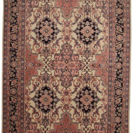 10 x 14 Vintage Romanian Wool Rug 2179