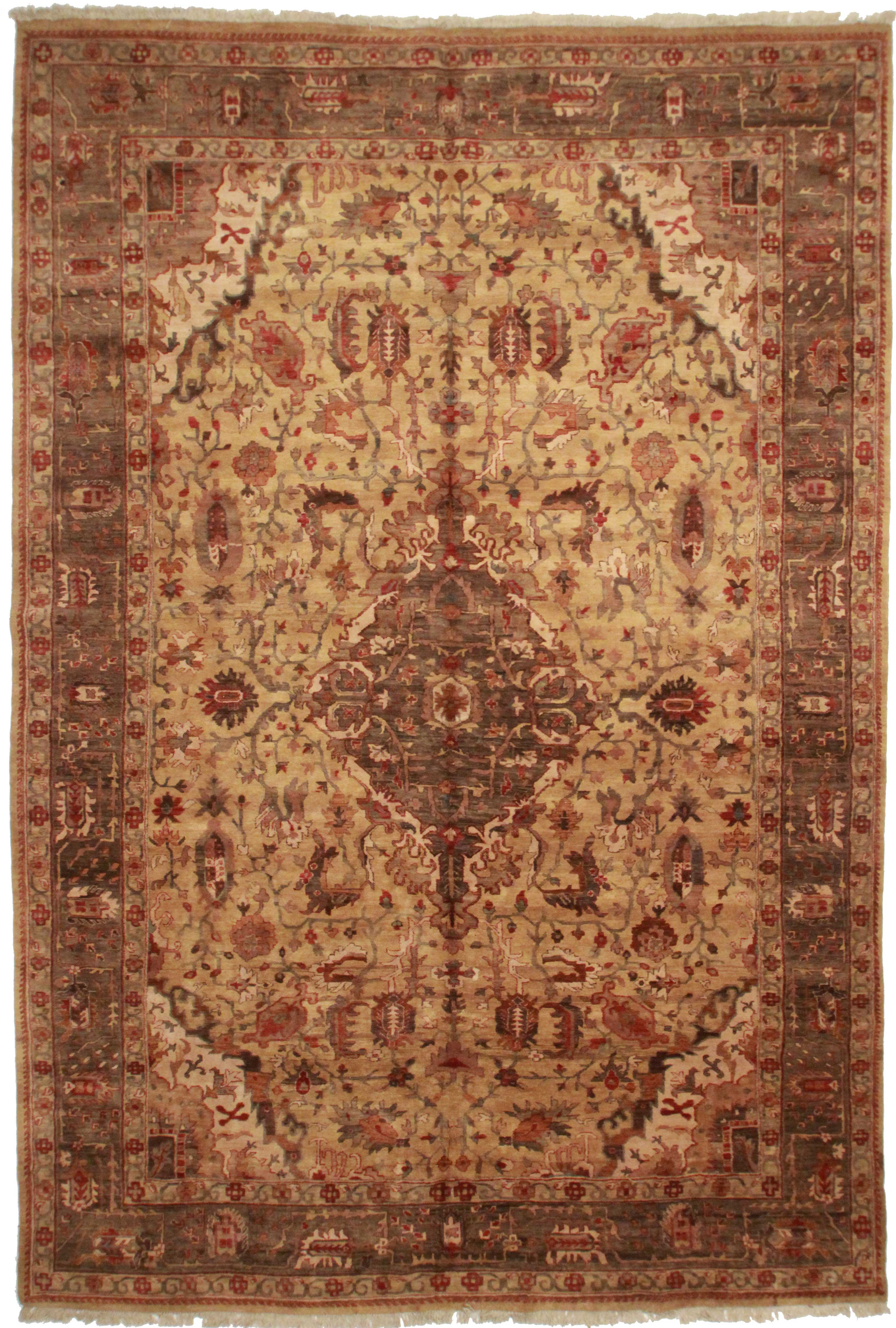 11 x 16 persian style wool rug 13810 exclusive oriental rugs for Home inspired by india rug