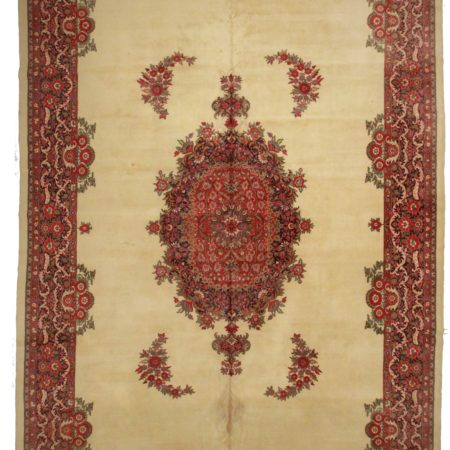 11 x 22 Vintage Persian Style Rug 11064