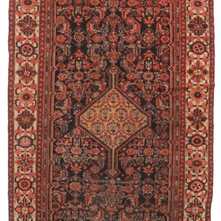 5 x 11 Antique Persian Malayer Runner 2811