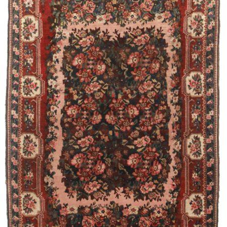 7 x 11 Vintage Persian Bakhtiari Rug 10745