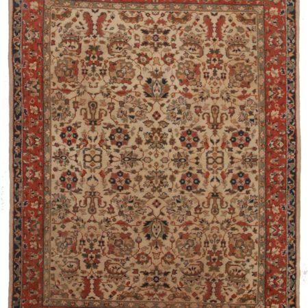 7 x 9 Oushak Style European Rug 10715
