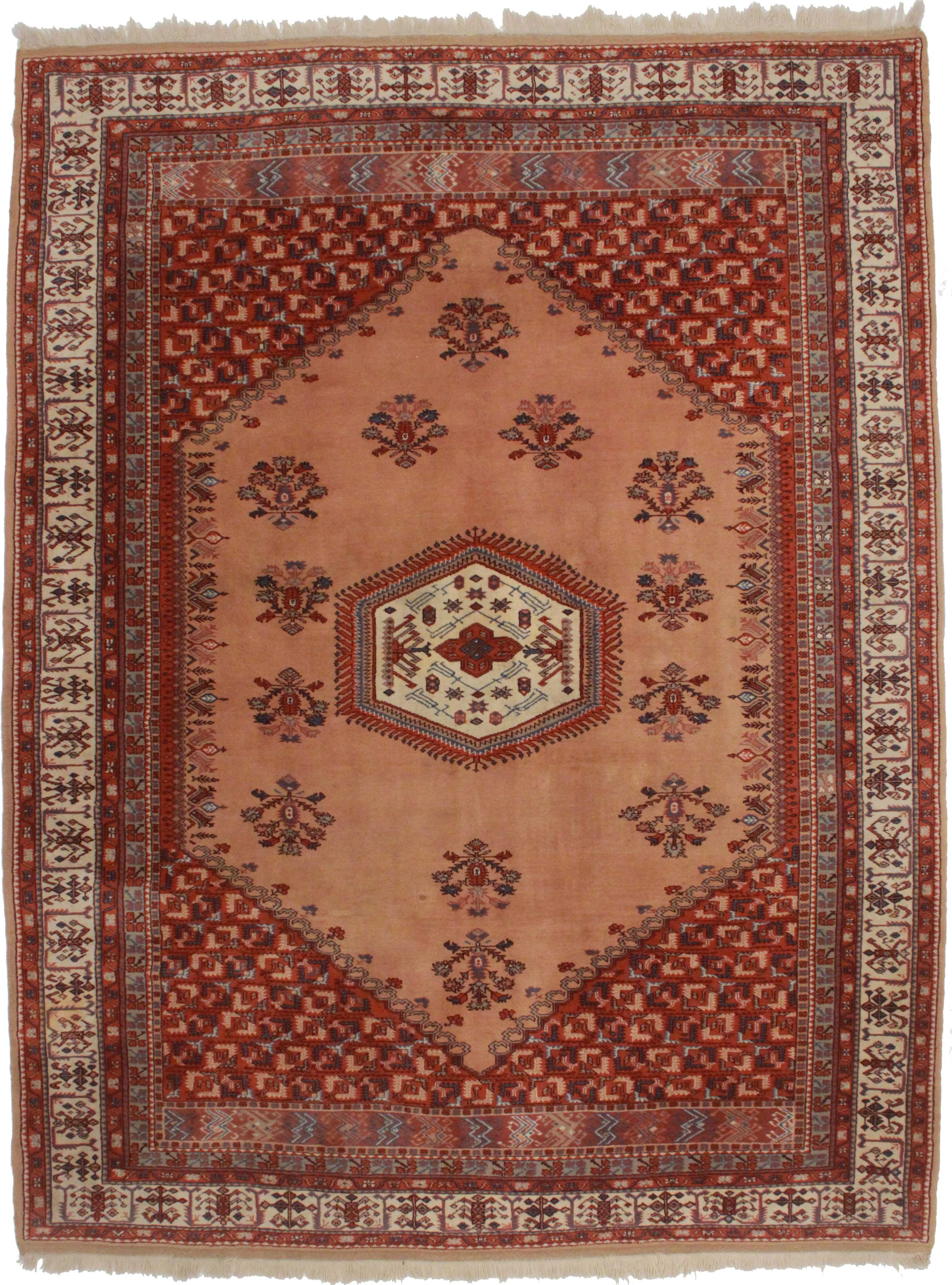 8 X 11 Vintage Turkish Wool Rug 11818 Exclusive Oriental Rugs