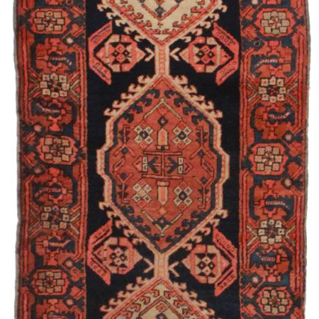 3 x 14 Antique Persian Serab Runner 10893