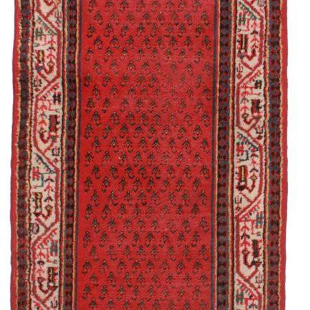3 x 15 Antique Persian Hamadan Runner 10560