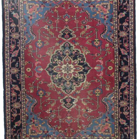 5 x 6 Antique Turkish Rug 10559
