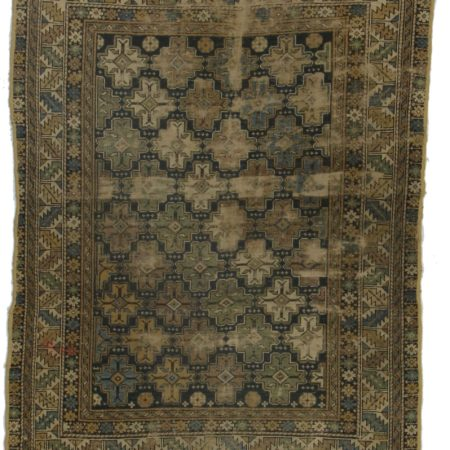 3 X 9 Antique Russian Rug 14350 Exclusive Oriental Rugs